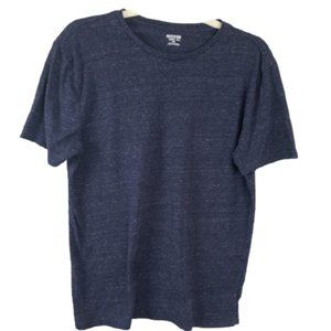 Mossimo Navy Short Sleeve Tee T Shirt Size Medium